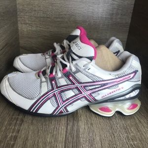 ASICS gel frantic women size 8.5 Running